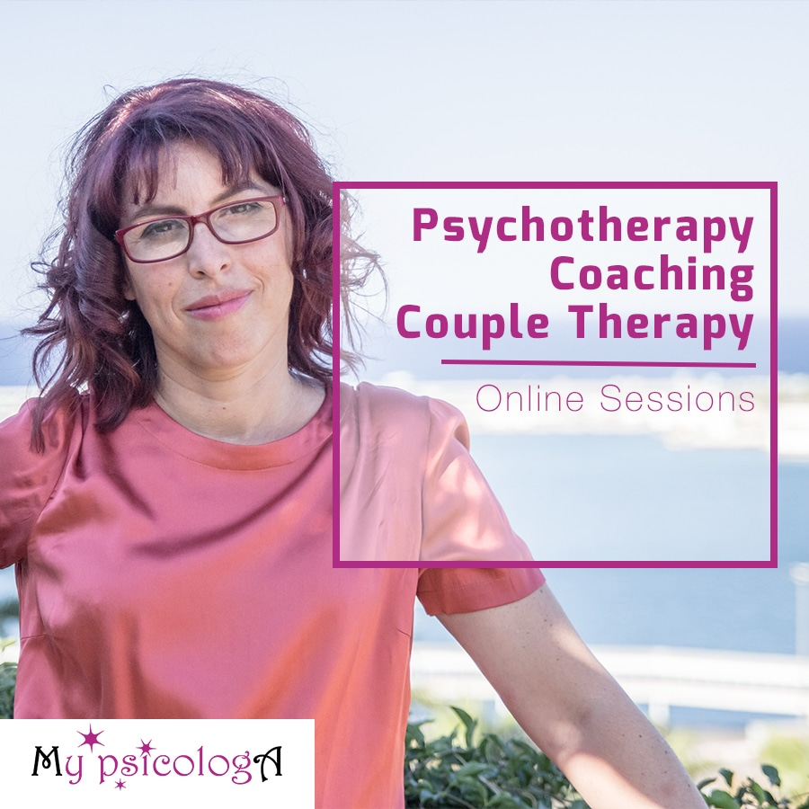 Online psychotherapy, coaching and couple therapy